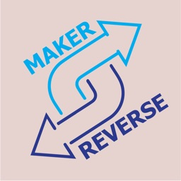 Yes No Reverse Stickers Maker