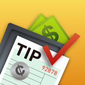 Tip Check - Tip Calculator, Free Tipping Guide, & Bill Split icon