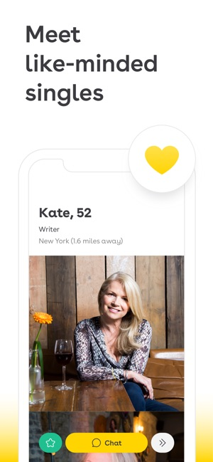 Best dating app for 50