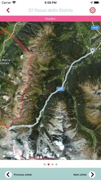 100 Climbs of Italy screenshot-3