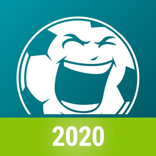 Euro Football Scores App 2020