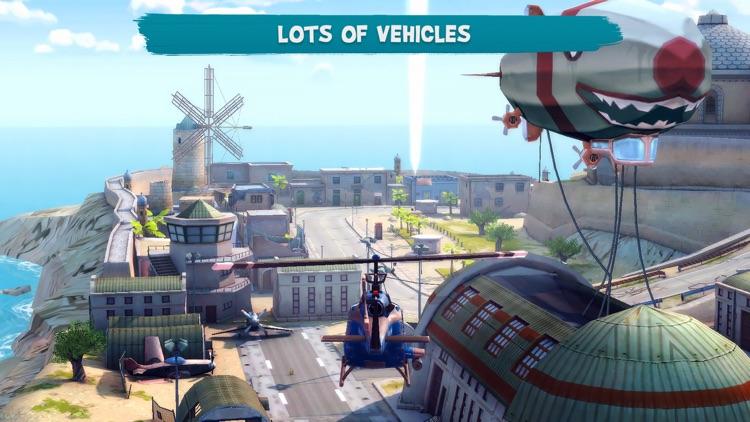 Blitz Brigade screenshot-4