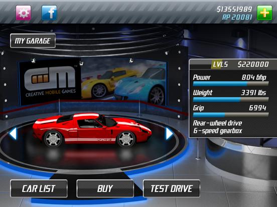 Drag Racing Classic screenshot