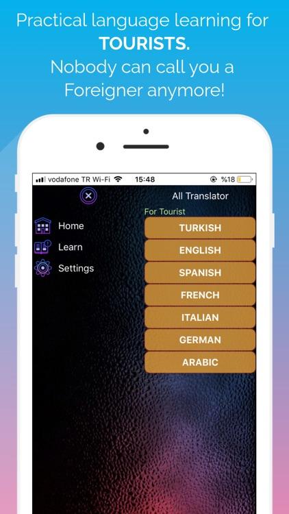 ALL Language Translator Help