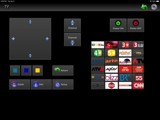 IRControl Executor Limited screenshot #4