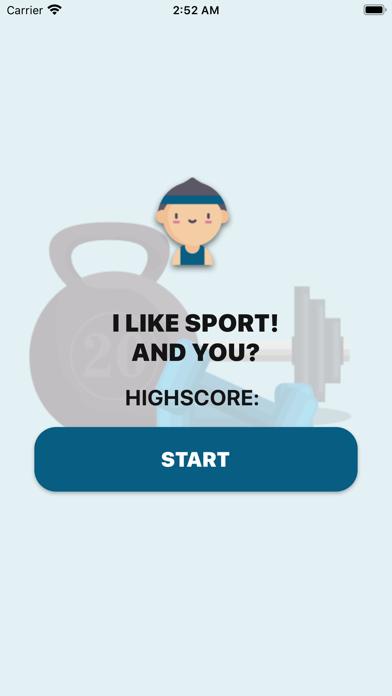 Gym Sport Life Health screenshot 2