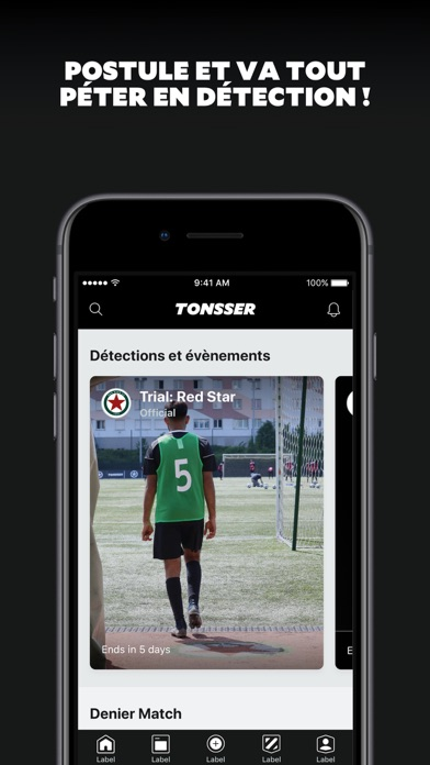 download Tonsser Football apps 5