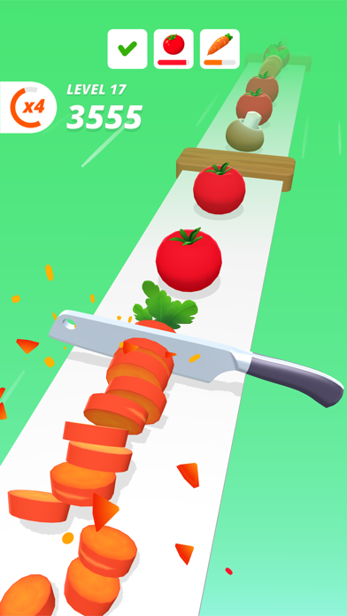Herunterladen Perfect Slices für Android