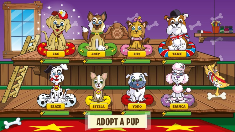 Puppy Club Clubhouse