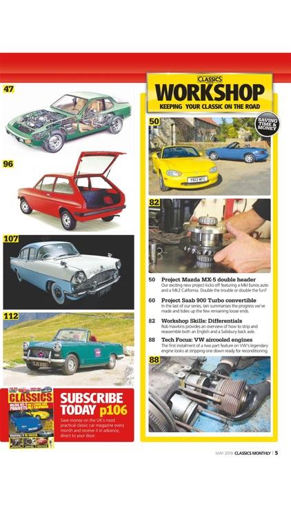 Classics Monthly Magazine screenshot-4