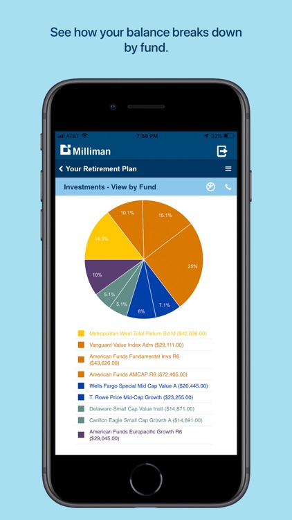 Milliman Mobile Benefits screenshot-3