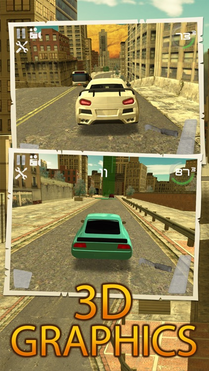 City Traffic Car Simulator screenshot-3