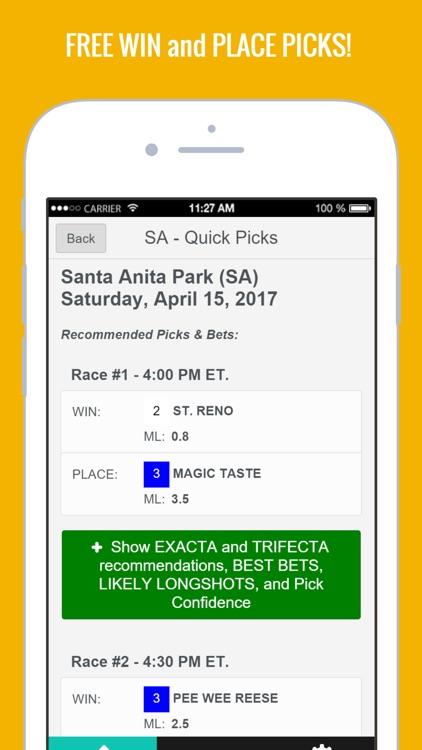 Horse Racing Picks & Hot Tips!