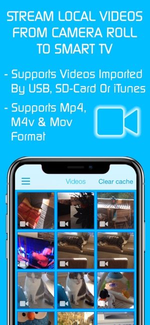 Video And Tv Cast For Samsung >> Video Tv Cast Samsung Tv On The App Store