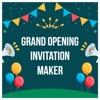 点击获取Grand Opening Invitation Maker