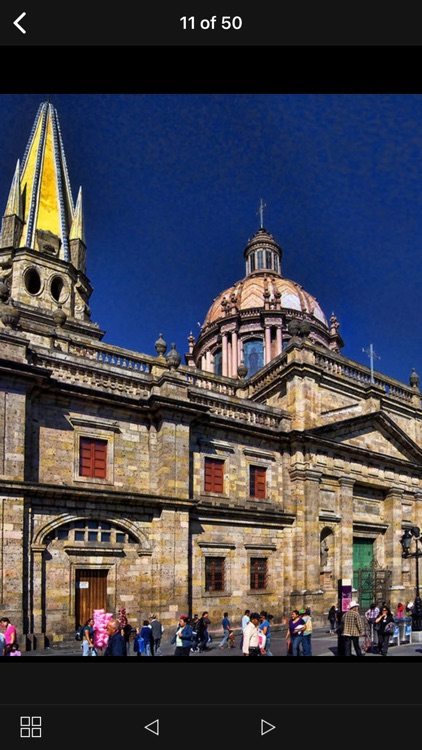 Guadalajara Offline Map Guide screenshot-4