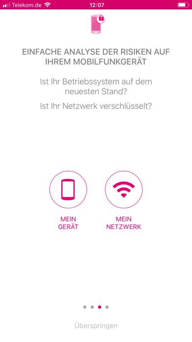 Screenshot for Telekom Protect Mobile in Germany App Store
