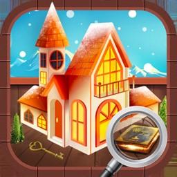 安妮与魔法书-休闲类寻物解密游戏