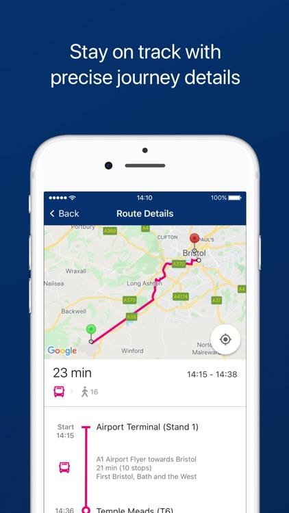 First Bus App screenshot-5