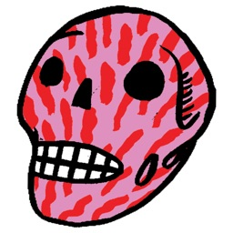 Sugar Skulls Sticker Pack 1