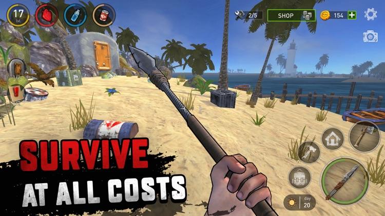 Raft Survival - Ocean Nomad screenshot-5