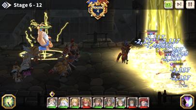 WITH HEROES - IDLE RPG screenshot 7