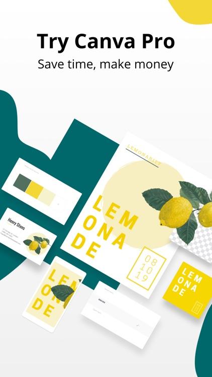 Canva - Graphic Design Creator screenshot-7