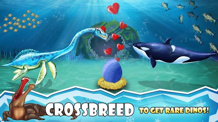 Dino Water World-Dinosaur game screenshot-3