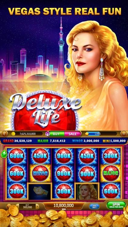 Ultimate Slots: Casino Slots screenshot-6
