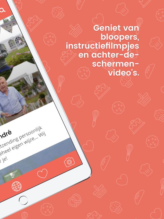 Heel Holland Bakt iPad app afbeelding 3