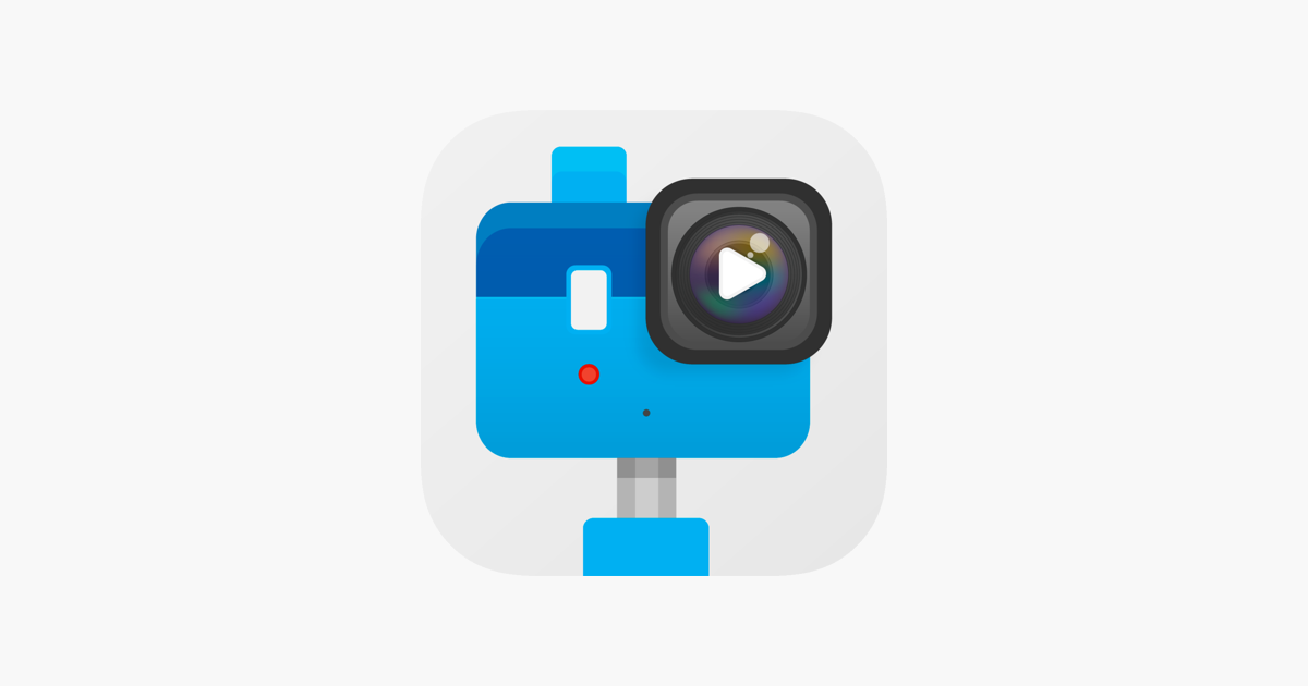 ‎Myk for GoPro Video Editing