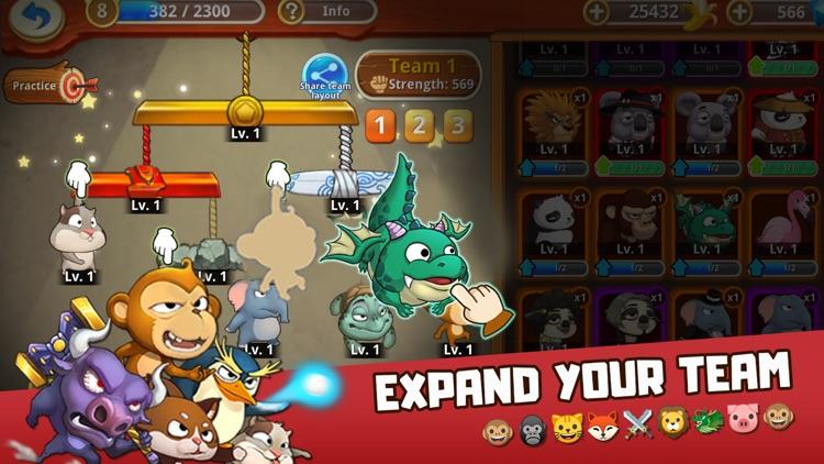 Critter Clash—Slingshot Battle screenshot-4