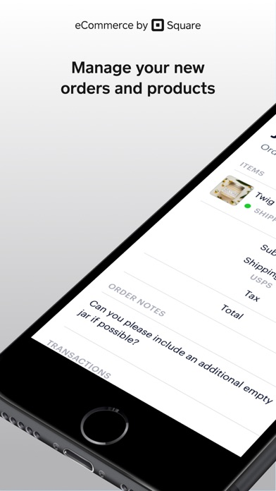 Weebly by Square Screenshot