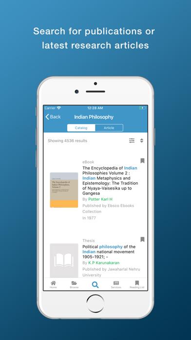 NDC Library screenshot 5