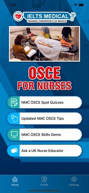 OSCE for Nurses on the App Store
