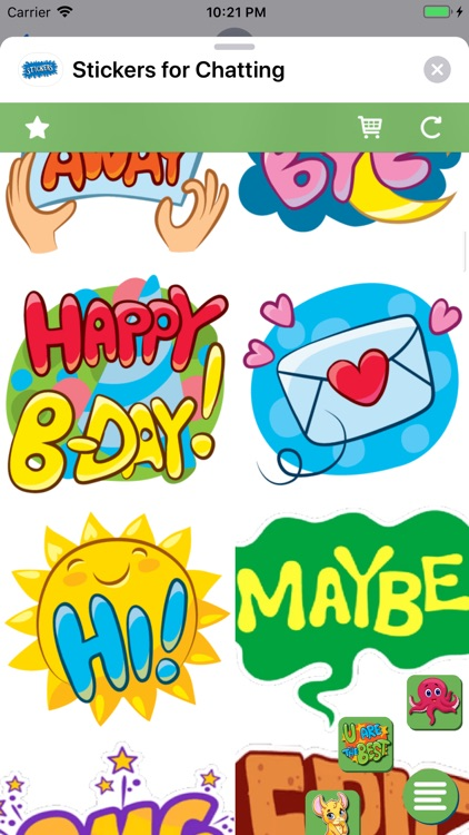 Stickers For Chatting
