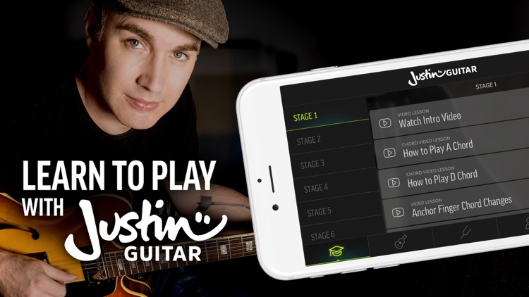 Justin Guitar Beginner Lessons screenshot-5