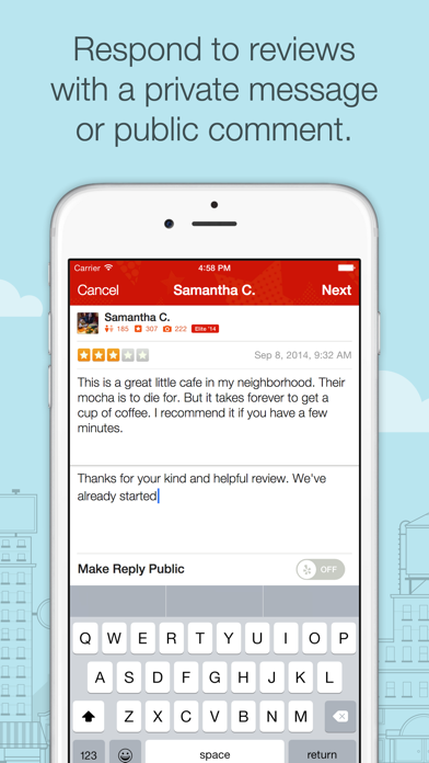 Yelp for Business Owners | App Price Drops