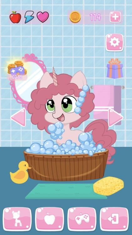 My Unicorn - Virtual pet care