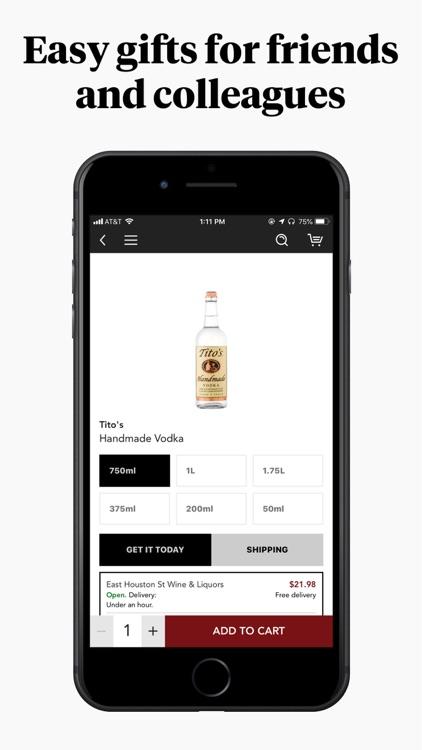 Minibar Delivery screenshot-3