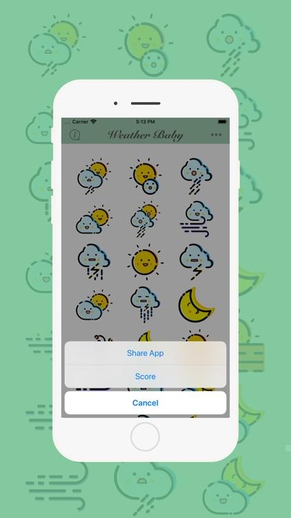 Weather Baby screenshot-3