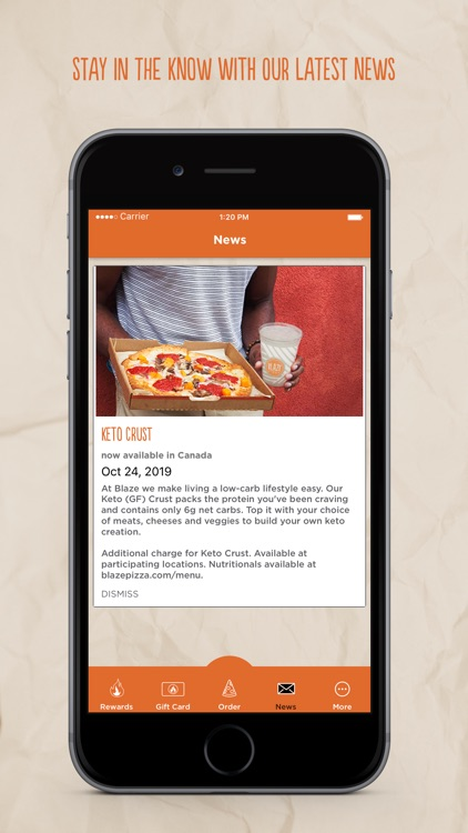 Blaze Pizza screenshot-4