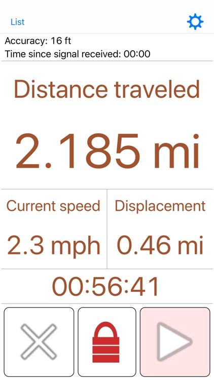GPS Odometer Pro