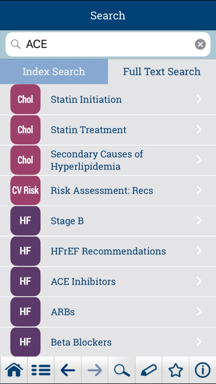 ACC Guideline Clinical App screenshot-3