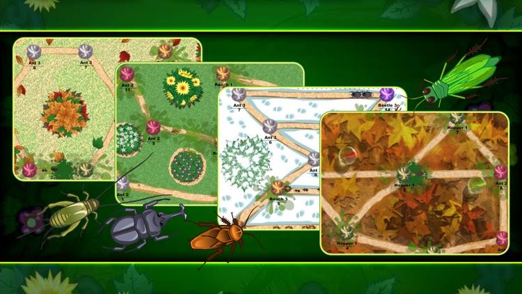 Bug War: Strategy Game