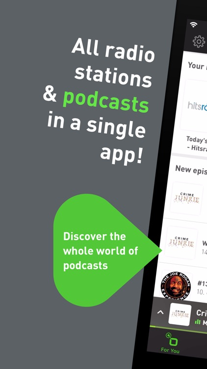 radio.net - radio and podcast
