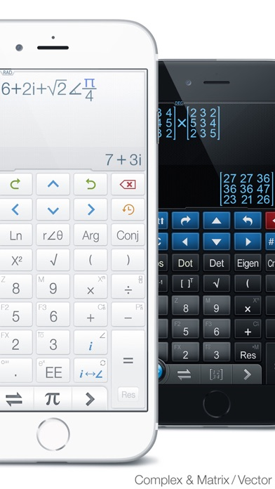 Screenshot for Calculator ∞ in Ireland App Store