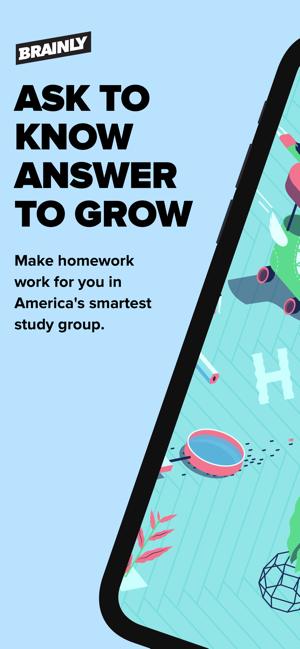 Brainly Homework Help App On The App Store