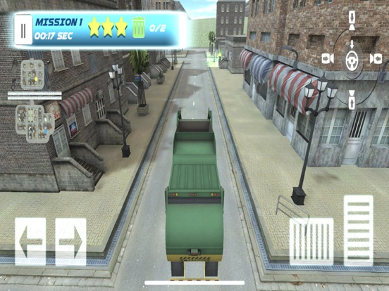 Garbage Truck Parking SIM для iPad