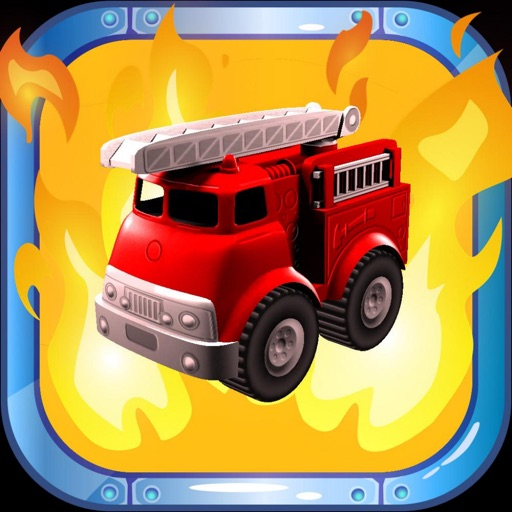 Drive Fire Truck Vehicle Game
